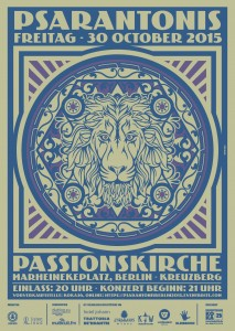 Psarantonis.Berlin.poster