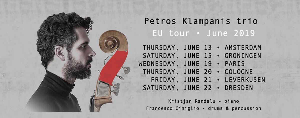 petros klampanis eu tour 2019 summer
